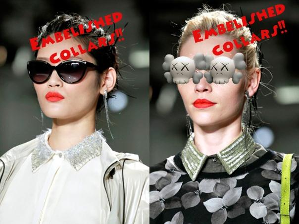 Embelihed collars
