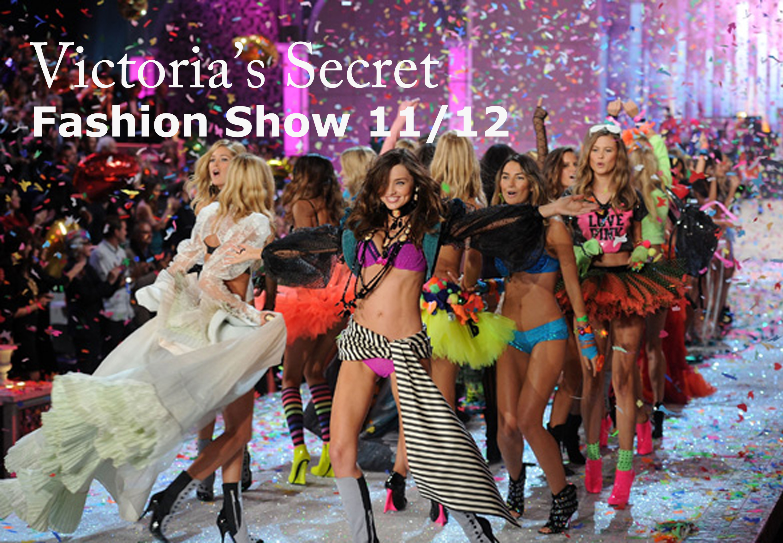 09d0c8e441 First Look  Victoria s Secrets 2011 2012 Show